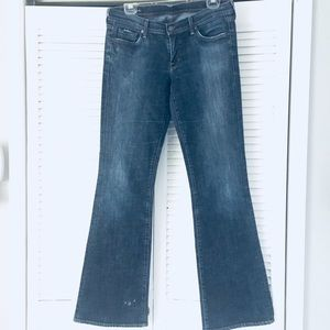 """CITIZENS of HUMANITY """"SIMONE"""" # 105 FLAIR JEANS"""